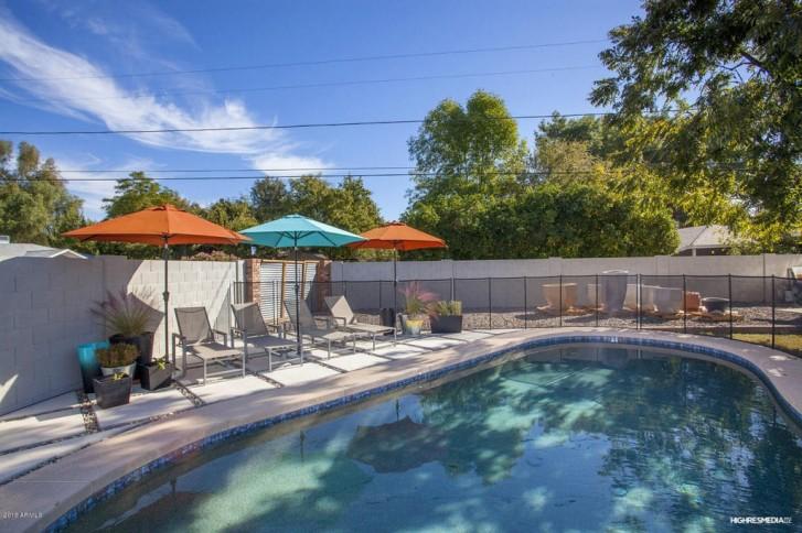 Maison ranch Phoenix Arizona - piscine