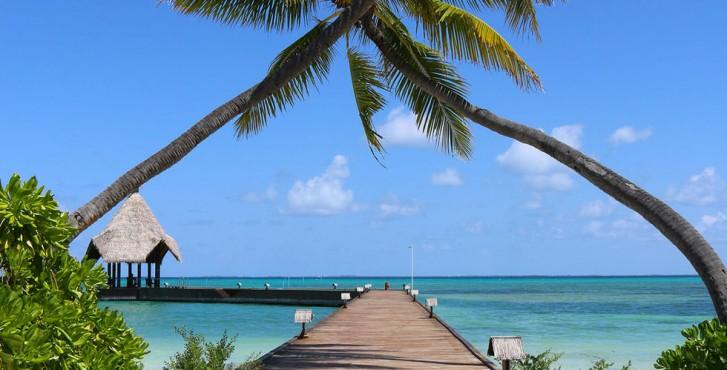 Maldives : Meedhoo Canareef Resort Maldives 4* villas sur pilotis