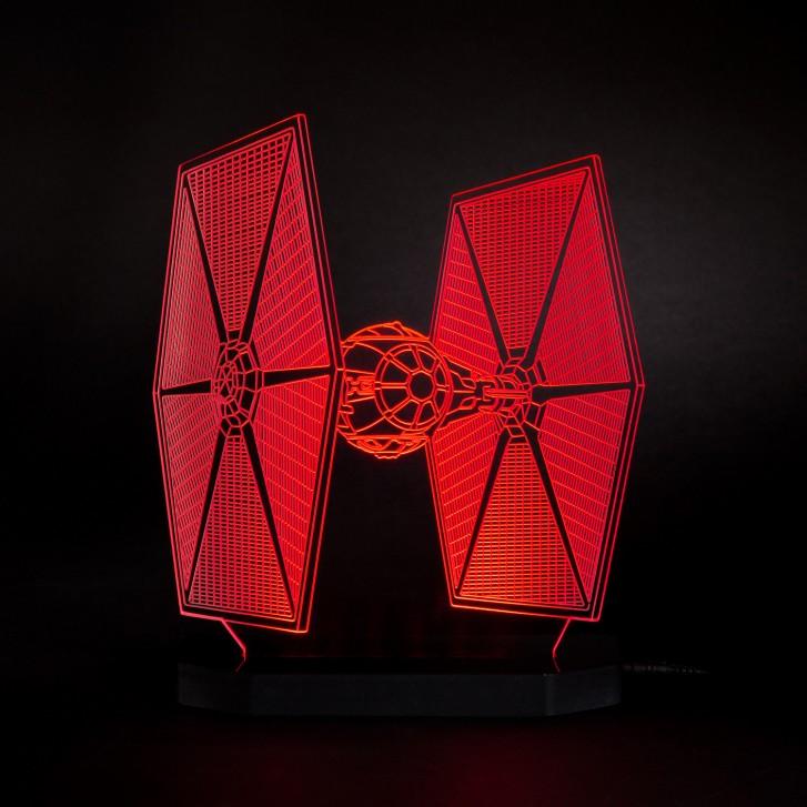 Lampe Star Wars Tie Fighter