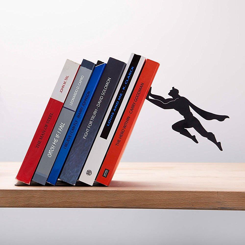 Serre-livres original Superman