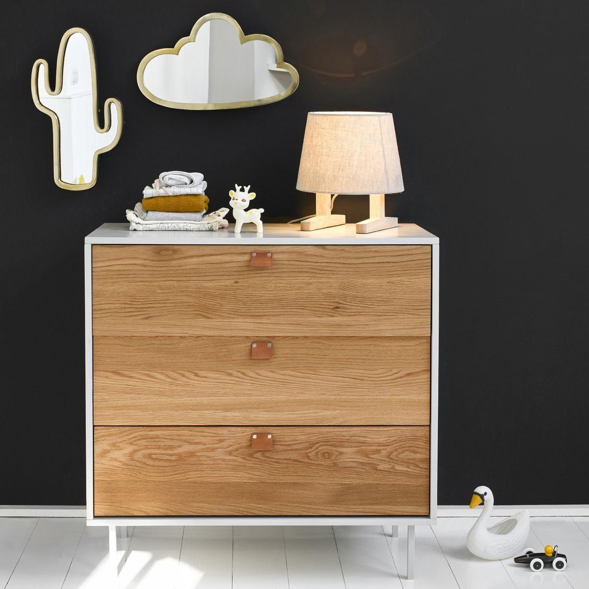 3 miroirs originaux pour une chambre d'enfant (cactus, nuage, tipi)