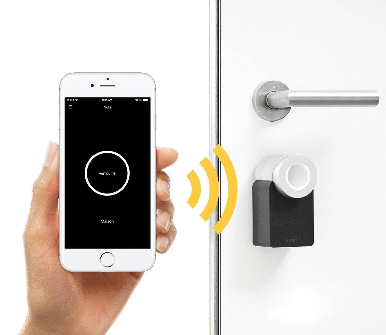 Serrure électronique bluetooth Nuki Smart Lock