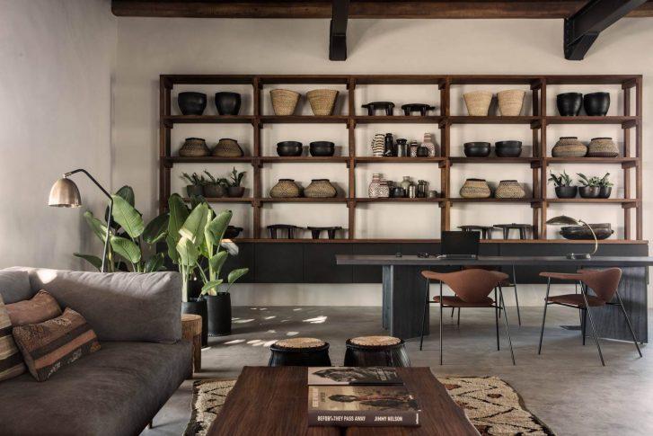 Casa cook kos - bibliotheque