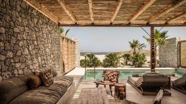 Casa cook kos - chambre avec piscine