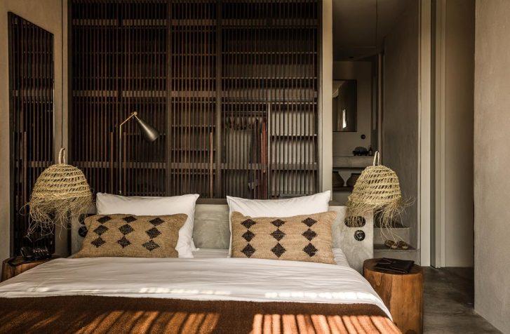 Casa cook kos - chambre lit king size