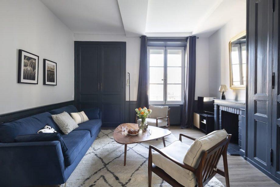 Déco d'un appartement à Saint-Malo intramuros