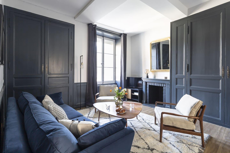 La Casa Corsaire : un appartement au cœur de Saint-Malo intramuros