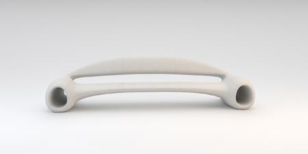 Accelerate sofa design by Phillip Grass