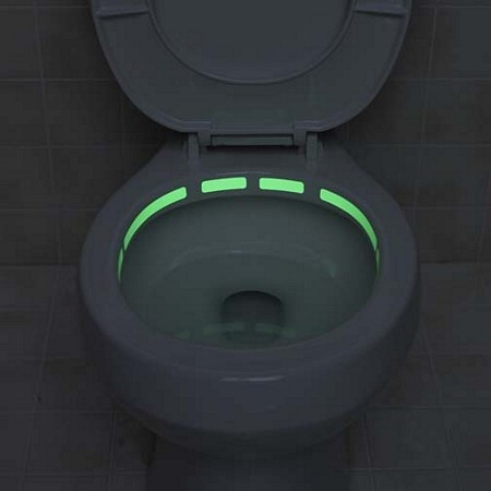 WC........ Adhesif-fluo-wc