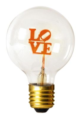 photo ampoule love - Habitat
