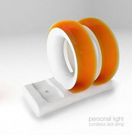 anneau lumineux rechargeable