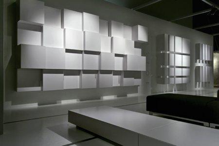 armoire design Vision - Pastoe - Karel Boonzaaijer et Pierre Mazairac