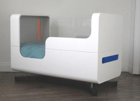 Babybed, lit évolutif pour enfant - Tarallo design