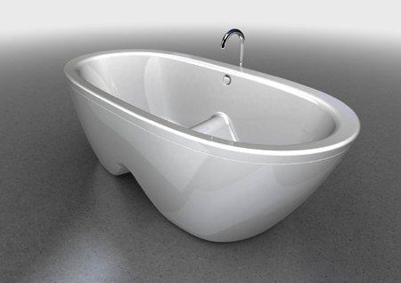 baignoire écologique peak bath