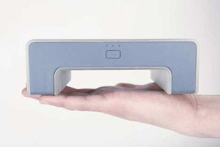 box Wattson qui indique la consommation d'électricité de la maison