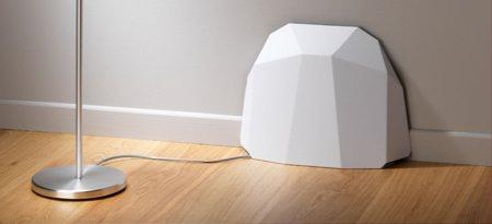 photo cache prises électrique blanc - Studio Manzano