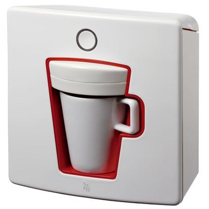 machine à café mono tasse à dosette - WMF 1 one