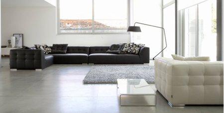 canap design capitonn malhoun. Black Bedroom Furniture Sets. Home Design Ideas