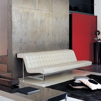 photo du canapé design capitonné Amerigo - Valdichienti