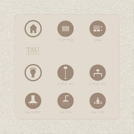 photo carrelage tactile domotique - Tau ceramica - Lartec