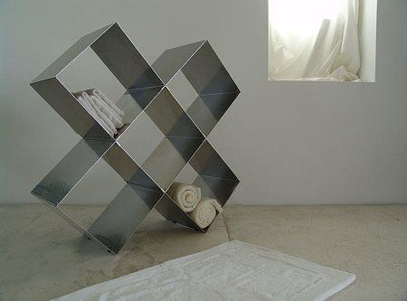 cube de rangement modulable Quad- Human touch design