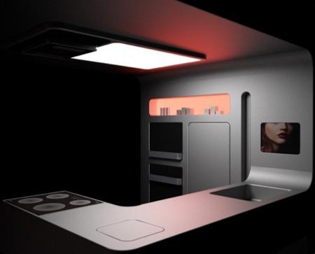 Cuisine futuriste Gorenje by Ora-Ïto