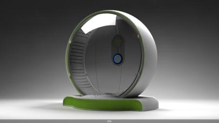 da douche spa futuriste. Black Bedroom Furniture Sets. Home Design Ideas