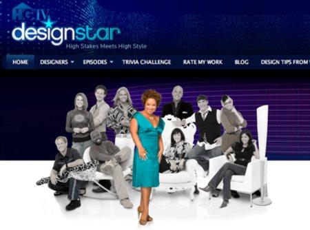 Design star - émission de télé-réalité design sur HGTV