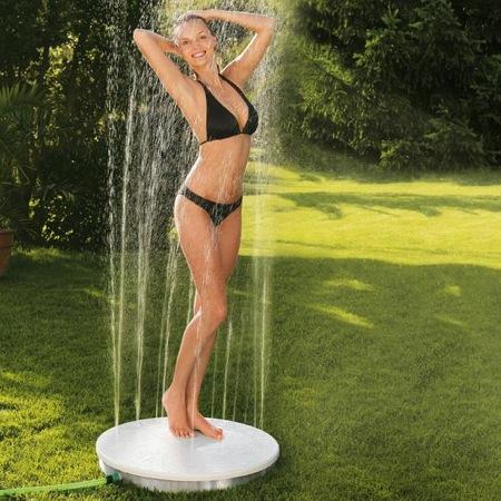 Douche de jardin inversée, Viteo Shower