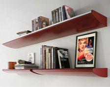 étagère avec écran de cinéma intégré - Livit
