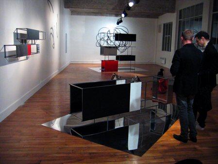 exposition Thomas Lélu à la solid gallery - Brabantia