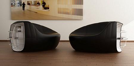 fauteuil lounge Zern0 - Manworks