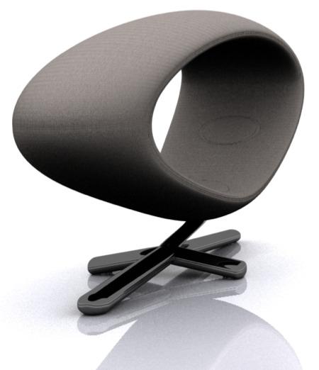 fauteuil manga Umo Masada
