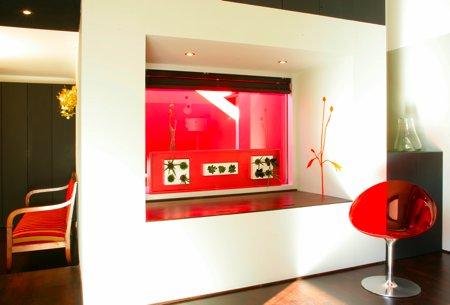 Flowerbox : concept de tableau végétal design