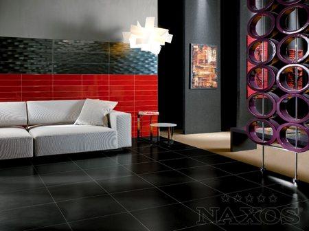 idée déco : séparer l'espace avec des briques modulables en céramique