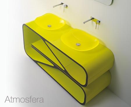 il bagno Bandini Atmosfera bathroom