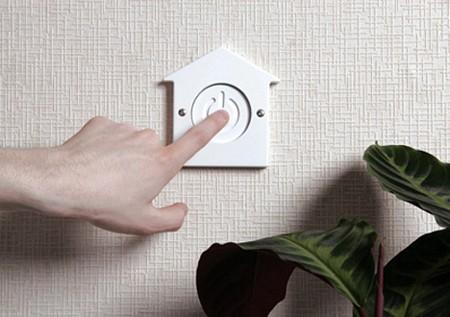 interrupteur écologique House off