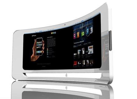 iView, un iMac avec écran incurvé