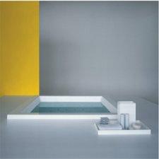 Jacuzzi design grande quadra - Kos