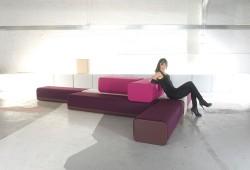 Sofa modulaire B Flex