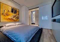 Appartement cosy Tel Aviv – chambre parentale