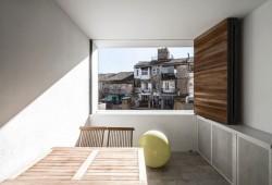 Rénovation : Un appartement du 19è Siècle réhabilité en Bureau Moderne