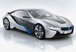 BMW passe au 220 volts avec le concept car hybride i8