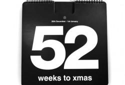 Calendrier de l'avent perpétuel : 52 semaines jusqu'à Noël