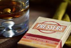 [idée cadeau #5] Jeu de cartes Pressers (pour les fans de Mad Men)