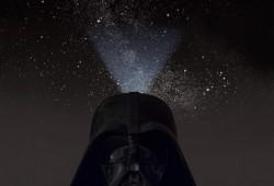 Planetarium Dark Vador, pour avoir la tête dans les étoiles chez vous