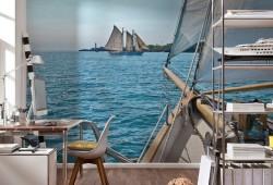 Astuce déco : Donnez une vue sur mer à votre bureau en 2 minutes
