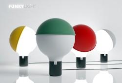 FUNKY Light : La lampe en forme de petit personnage