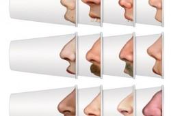 Un gobelet pour avoir le même nez d'Ibra : Pick Your Nose