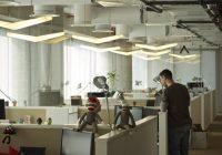 Les bureaux de Google à Tel Aviv : Open Space